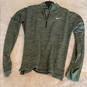 Nike Dri-Fit Running Quarter Zip